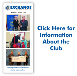 Click Here for Information on the Club